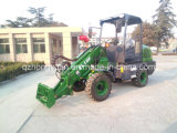 4 Wd Telescopic Loader Zl10f Fabricante da China para o Mercado da Europa