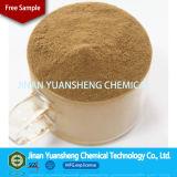 Sale acido Lignosulfonic di ritardo concreto del sodio della mescolanza della pasta di cellulosa