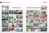Plastikzerkleinerungsmaschine-Plastik aufbereitete Plastikzerkleinerungsmaschine des Scherblock-SKD11 für PP/PC/HDPE/PVC