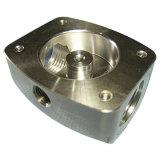 Cnc-Präzisions-Befestigungsteil-Autoteile Ss/Aluminum/5083, die spärliches kundenspezifisches Teil maschinell bearbeiten
