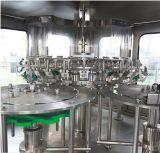 Automatische 3 in 1 Hete het Vullen van het Sap Bottelmachine