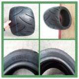 고품질 기관자전차 타이어와 관