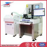 Quatro - máquina de soldadura inteiramente automática dimensional do laser de X-Y-Z-a YAG 400W para a tubulação