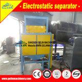 Compléter la machine d'enrichissement de zirconium de pente de 66%, minerai de sable de zirconium enrichissent la centrale