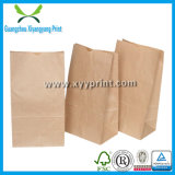 Personnalisé Sac Kraft Papier pour l'alimentation