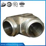 Customedのステンレス鋼の精密は鍛造材の部品を停止する