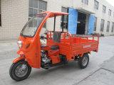 Cargo Tricycle avec Cabine contre vent et pluie, New Model