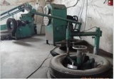 إطار العجلة يعيد آلات إلى مسحوق مطّاطة/إطار العجلة مهدورة يسحق آلة