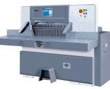 Machine de découpage hydraulique de papier de contrôle de programme (SQZK 165G M15)