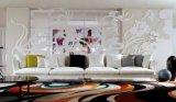 現代角の流行のソファー