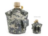 Saco militar impermeável com garrafa de água de 15 cores
