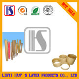 Colle imperméable à l'eau à base d'eau de la colle de grande viscosité de Han pour le tube de papier/adhésif de papier de faisceau