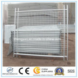Дешевая временно загородка, временно панели загородки металла