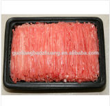 China Made Cost Saving Water Absorbing Food Contact Meat Packing pp. Fresh Tray mit Pad