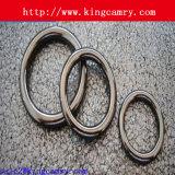 Metaal om de Ring van de Lente van de Splitring van de Ring van de Zak van de Ring van de Legering van de Ring van het Metaal van de O-ring van de Ring