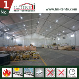 Barracas amigáveis da indústria do carregamento da neve de Eco com tampa térmica para o armazém, armazenamento do telhado do PVC