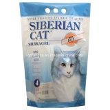 Plastic&#160 ; Sac pour la litière du chat