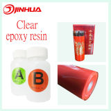 Glue dur Clear Epoxy Resin pour Vacuum Bottles