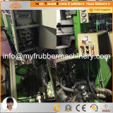 Motorcycle Bicycle Tire를 위한 고무 Moulding Press Machine