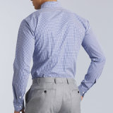 Рубашка оптовой одежды одежды самая последняя конструирует рубашки платья Mens для способа людей