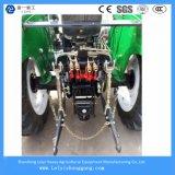 Alimentador de granja del compacto del estilo de John Deere con el motor de Weichai
