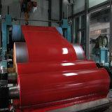 acier galvanisé enduit par couleur PPGI de 0.37*914mm