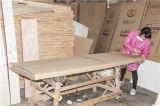 Puerta de madera interior de la alta calidad del color de Brown