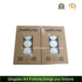 candela bianca imballata Valude di 100PC 14G Tealight