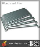 Fibra d'acciaio per la scheda del cemento