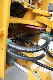 Minitraktor Zl16 mit der Rad-Ladevorrichtung Wl160 populär in Europa