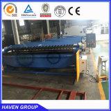 Máquina plegable hidráulica, dobladora hidráulica W62Y-4X2500