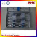 Zahnmedizinisches Sterilisation-Geräten-zahnmedizinische Sterilisation-Kassette