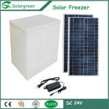 Замораживатель комода 100% солнечный приведенный в действие 12V 24V с глубинным охлаждением