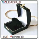 宝石類のギフトのディスプレイ・ケースの宝石類の一定ボックスプラスチック装飾的な記憶のギフトのパッキングビロードのリングの収納箱(Ys303)