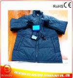 Куртка спортов электрической перезаряжаемые батареи Heated