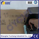 Imprimante mobile manuelle de code de datte de carton de jet d'encre de Cycjet Alt360