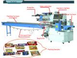 Empaquetadora automática de alta velocidad del flujo de China