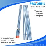 Broca Rod afilada para os hard rock L=600mm, L=1000mm, L=1220mm