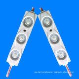 2835 módulo impermeable de la inyección LED para hacer publicidad de la iluminación