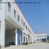 Gruppo di lavoro elaborante di plastica prefabbricato della struttura d'acciaio