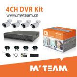 4CH CCTV System con 960h HDMI DVR (MVT-K04D)