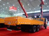FAW 6*4 접히는 팔 기중기 트럭은 가격 6 톤으로 기중기 거치했다