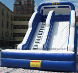 아이들의 뛰어오르고는 및 활주를 위한 수영장 팽창식 Trampoline가 Inflatables에 의하여 미끄러진다