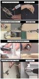 Сжатие волшебства ключа металла ключа храповика гнезда универсалии сжатия 7-19mm Gator