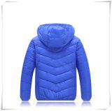 Os homens do revestimento do inverno que acolchoam para baixo o revestimento ocasional ao ar livre Outwear densamente os revestimentos 601 dos revestimentos