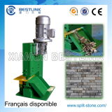 Electric manuale Mosaic Stone Splitting Machine per Tiles Strips