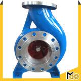 Zentrifugale horizontale Absaugung-Wasser-Pumpe des Enden-Ss316