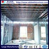 Constructions de bâti en acier industrielles de construction avec le modèle moderne