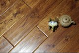 Pisos de madera de roble maciza mano raspada