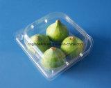 Contenitore impaccante della frutta di plastica del cestello delle coperture superiori per Figi 4 parti